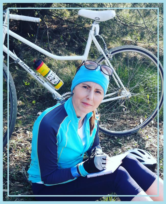 rower i ja
